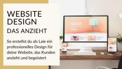Website Design erstellen